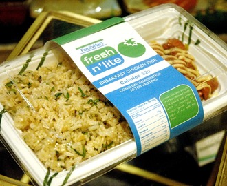 Healthy Meals On The Go with FamilyMart's Fresh n' Lite