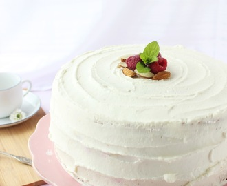 Torta od sira i malina / Raspberry Cream Cheese Cake