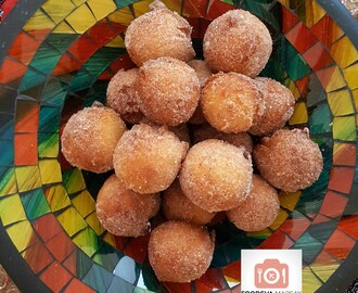 Easy 'Funfair Style' Donuts