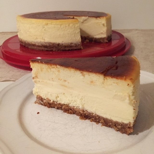 New York Cheesecake - der perfekte Cheesecake