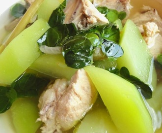 Tinola: Chicken Soup with a Twist