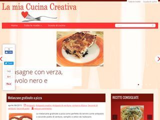 www.lamiacucinacreativa.it