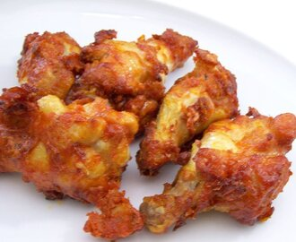 Chicken Wings aus der ActiFry