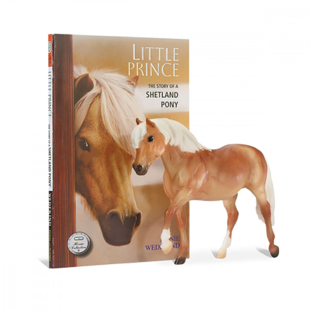 Breyer Little Prince set med häst och bok