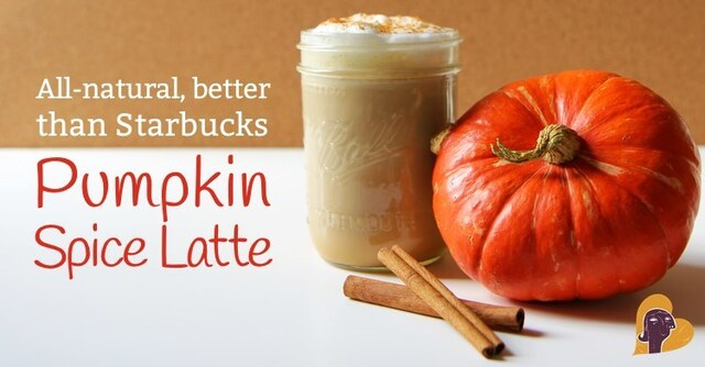 Starbucks Pumpkin Spice Latte Recipes
