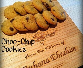Choc-chip Cookies