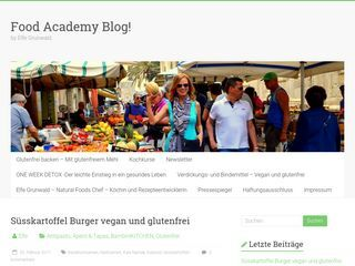 Food Academy Blog!