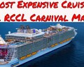 Cruise Ship News: Most Expensive Cruise May 2019 NCL Carnival RCCL