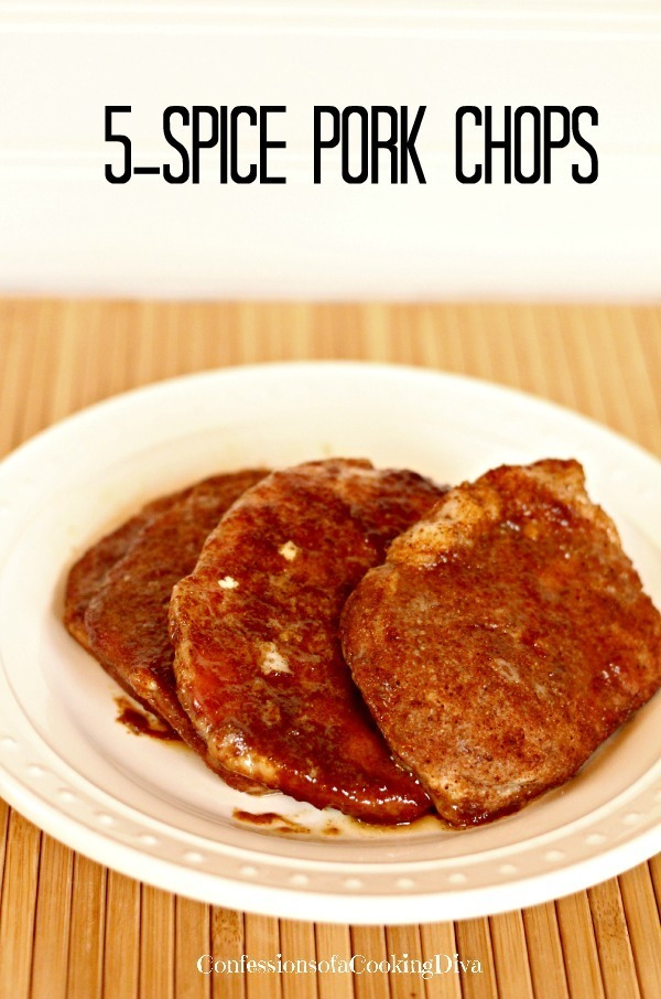 5-Spice Pork Chops