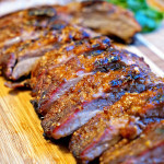 Pineapple Five Spiced Pork Ribs
