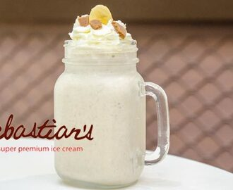 Shake it Up at Sebastian's Ice Cream