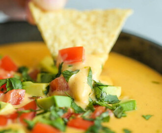 10 Minute Nacho Cheese