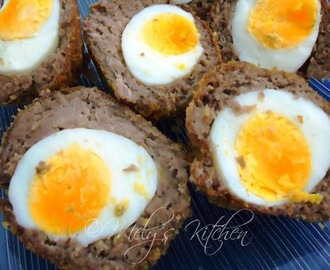 Scotch Egg Filipino Style
