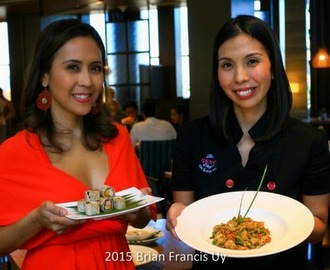 Flavors Restaurant at the Holiday Inn & Suites Makati Features Healthy Dishes by The Sexy Chef
