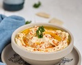 Best Hummus \ Middle Eastern Chickpea Dip