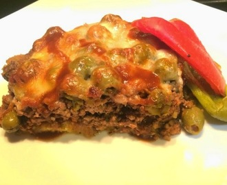 Paleo Beef and Plantain Casserole (Puerto Rican Lasagna)