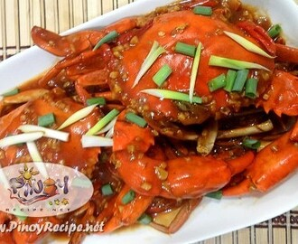 Chili Mud Crab Recipe