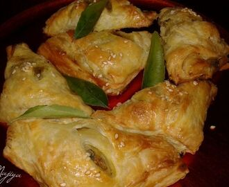 Pepper steak pies