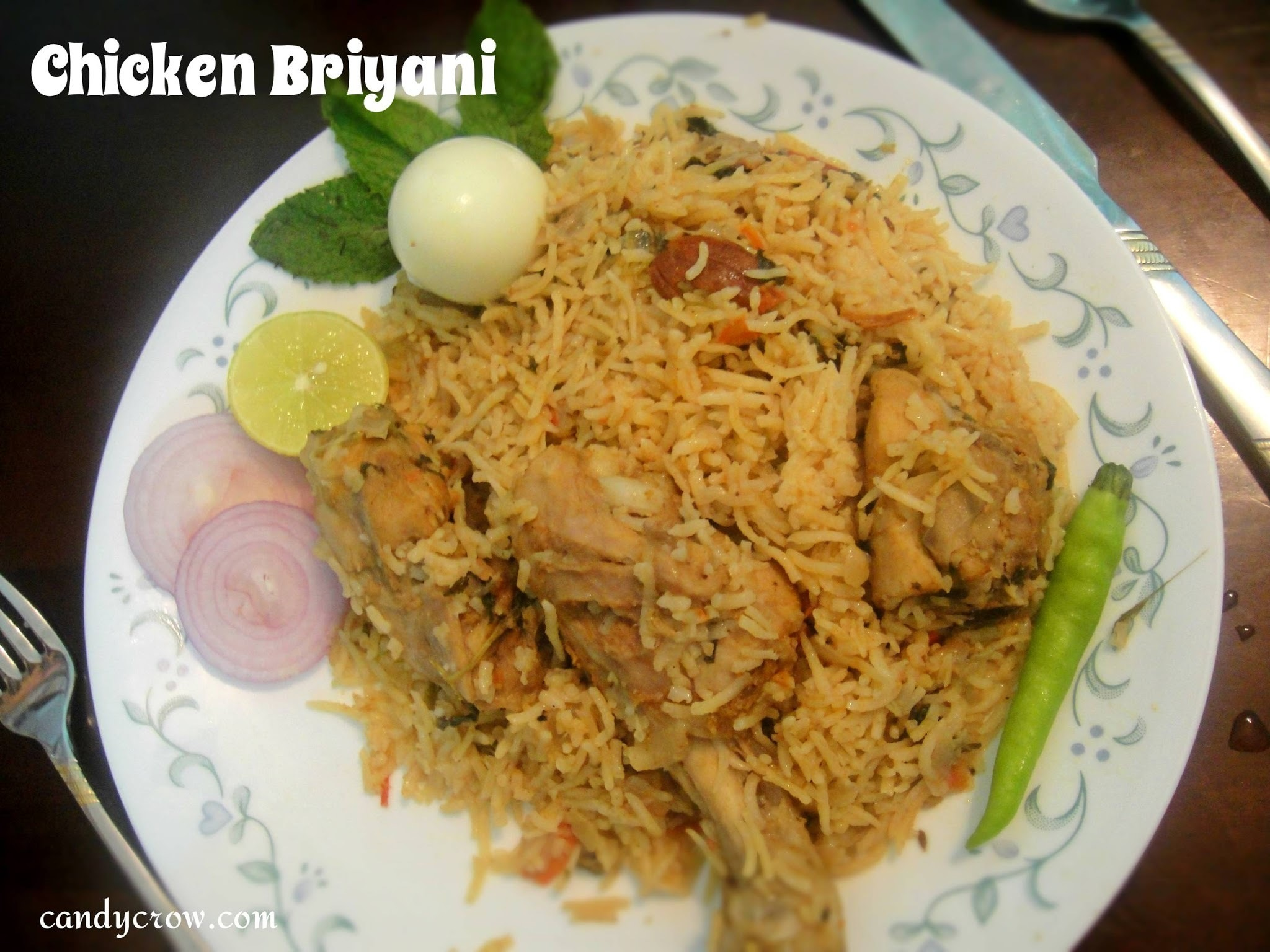 Chicken Biryani Made Easy | How To Make Chicken Biryani In Pressure Cooker
