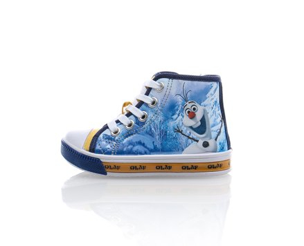 "Frost Olaf High Sneaker ""Light Up"""