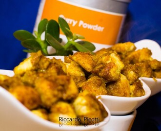 Petto di Pollo Croccante al Curry Powder