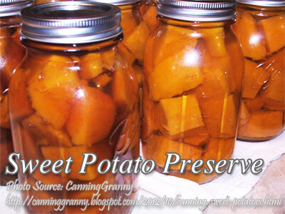 Sweet Potato Preserve (Minatamis na Kamote)