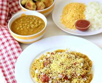 Ragda Patties Recipe (Home Made Ragda Pattice Chaat)