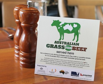 Awesome Wins When you Dine with Australian Grassfed Beef