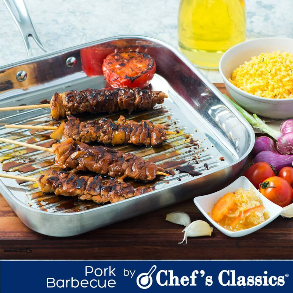 Tender Pork Barbecue Recipe