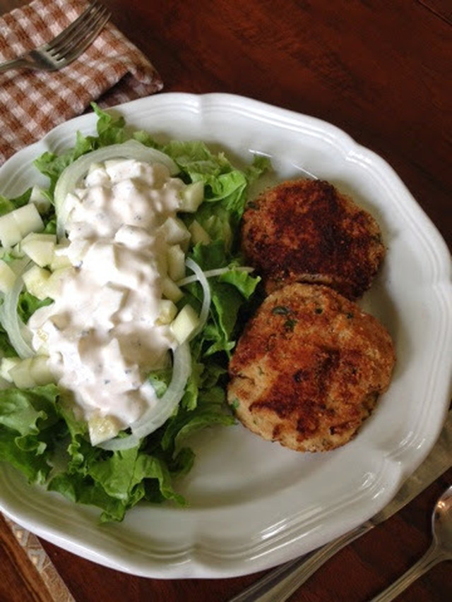 How Simple is THAT: Salmon Patties