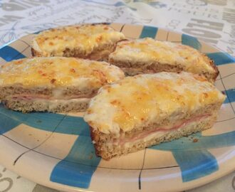 Croque Monsieur | dal mio blog