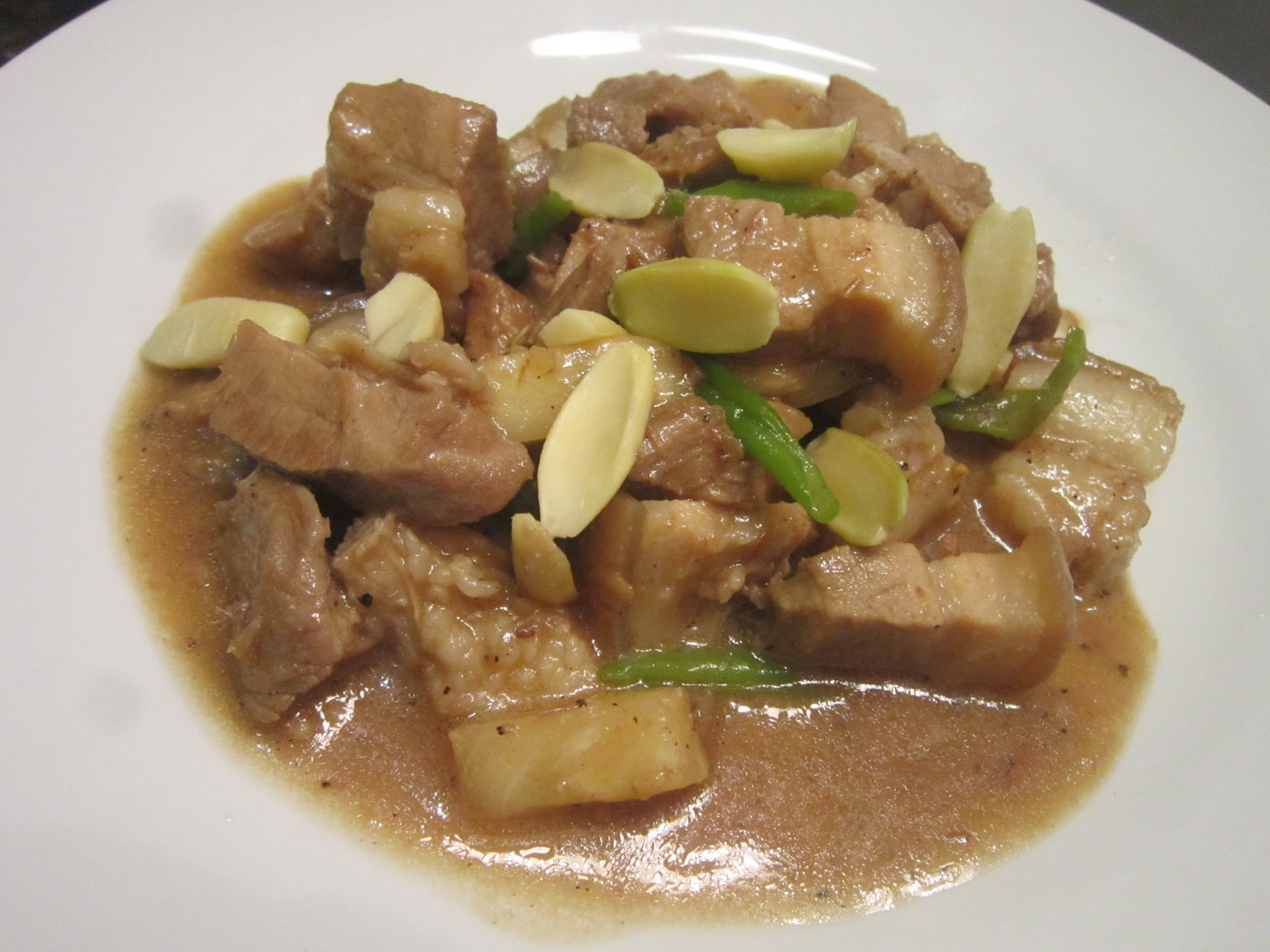 BICOL EXPRESS with a TWIST