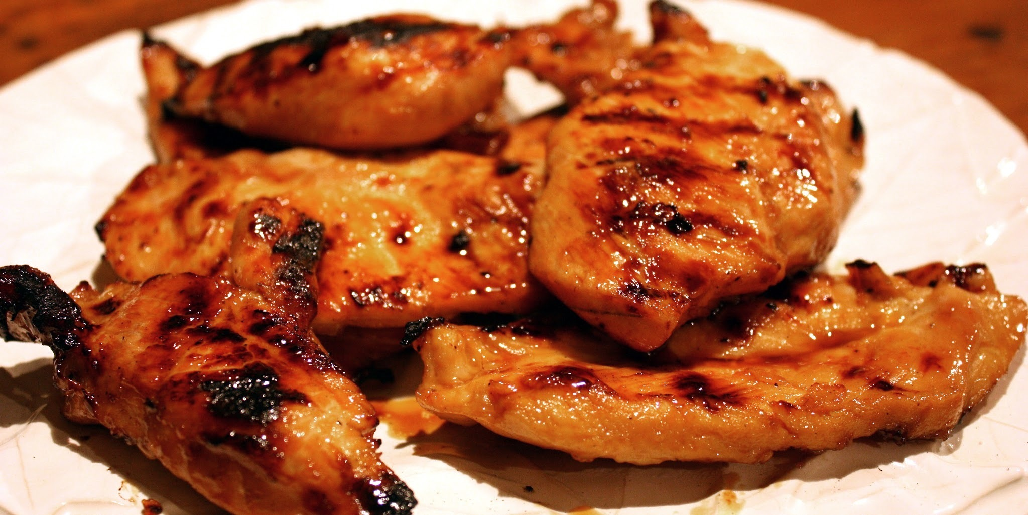 Grilled Chicken #PhilippineRestaurantMenu