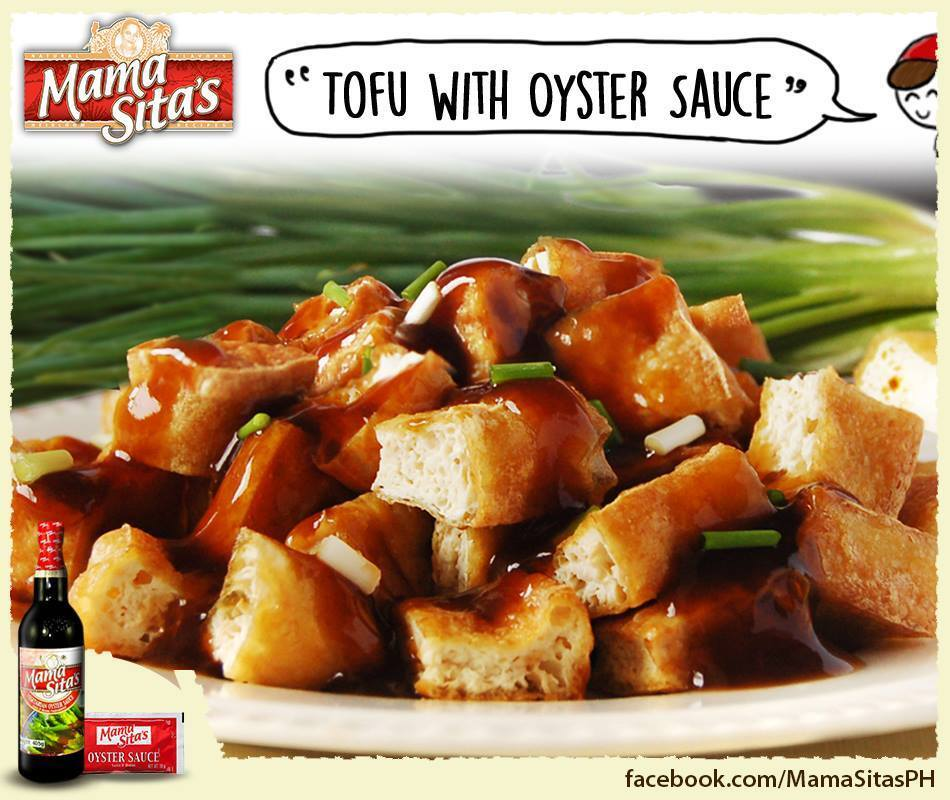 Tofu with Oyster Sauce Recipe