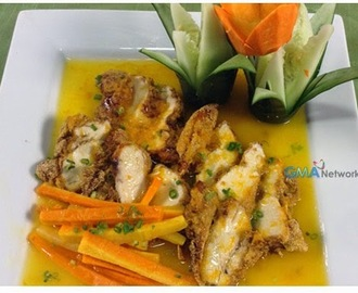 Calamansi Chicken