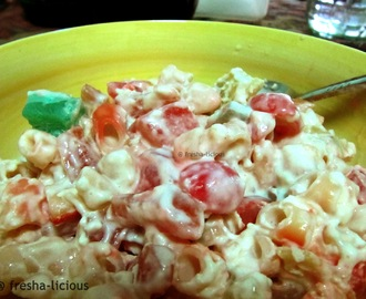 Fruit & Macaroni Salad