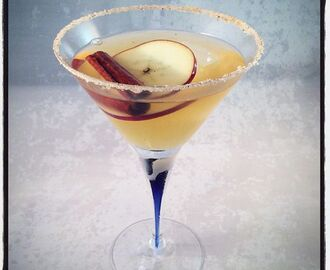 Christmas Appletini