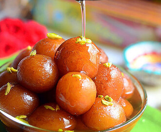 Gulab Jamun Recipe Using Instant Mix– How To Make Gulab Jamun With MTR Mix