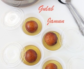 Gulab  Jamun with Milk Powder | Gulab Jamun | Diwali Sweets