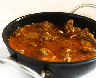 Tamatar Gosht Recipe, Tomato Mutton Curry, Pakistani
