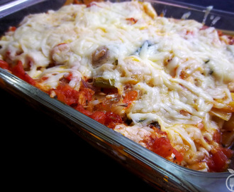 5 Steps to make Easy and Tasty Veg Lasagna Recipe