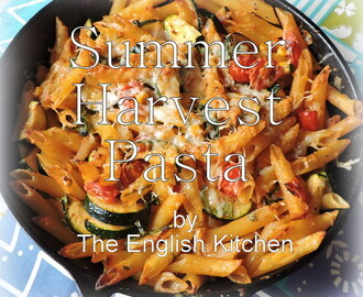 Summer Harvest Pasta and Degustabox