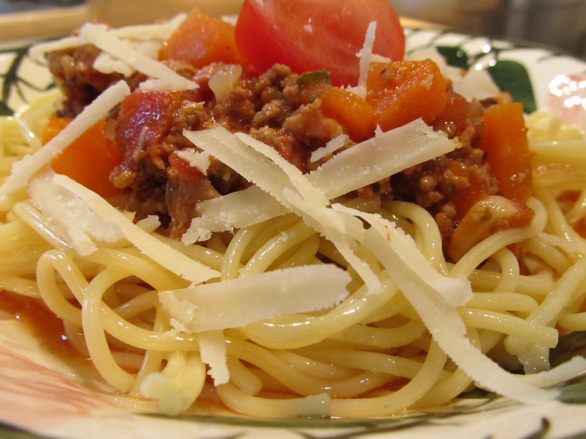 Sauce Bolognese nach Jamie Oliver