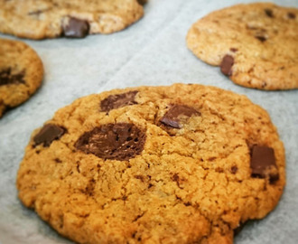 Felixs' Subway Chocolate Chips Cookies