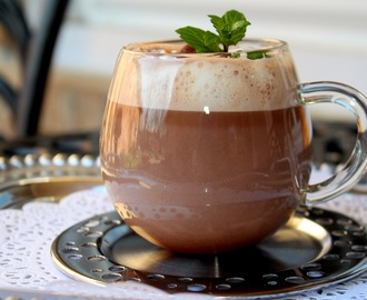 Vruća nutela ( Nutella Hot Chocolate )
