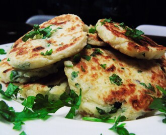 Syn Free Pan-Fried Potato Cakes | Slimming World