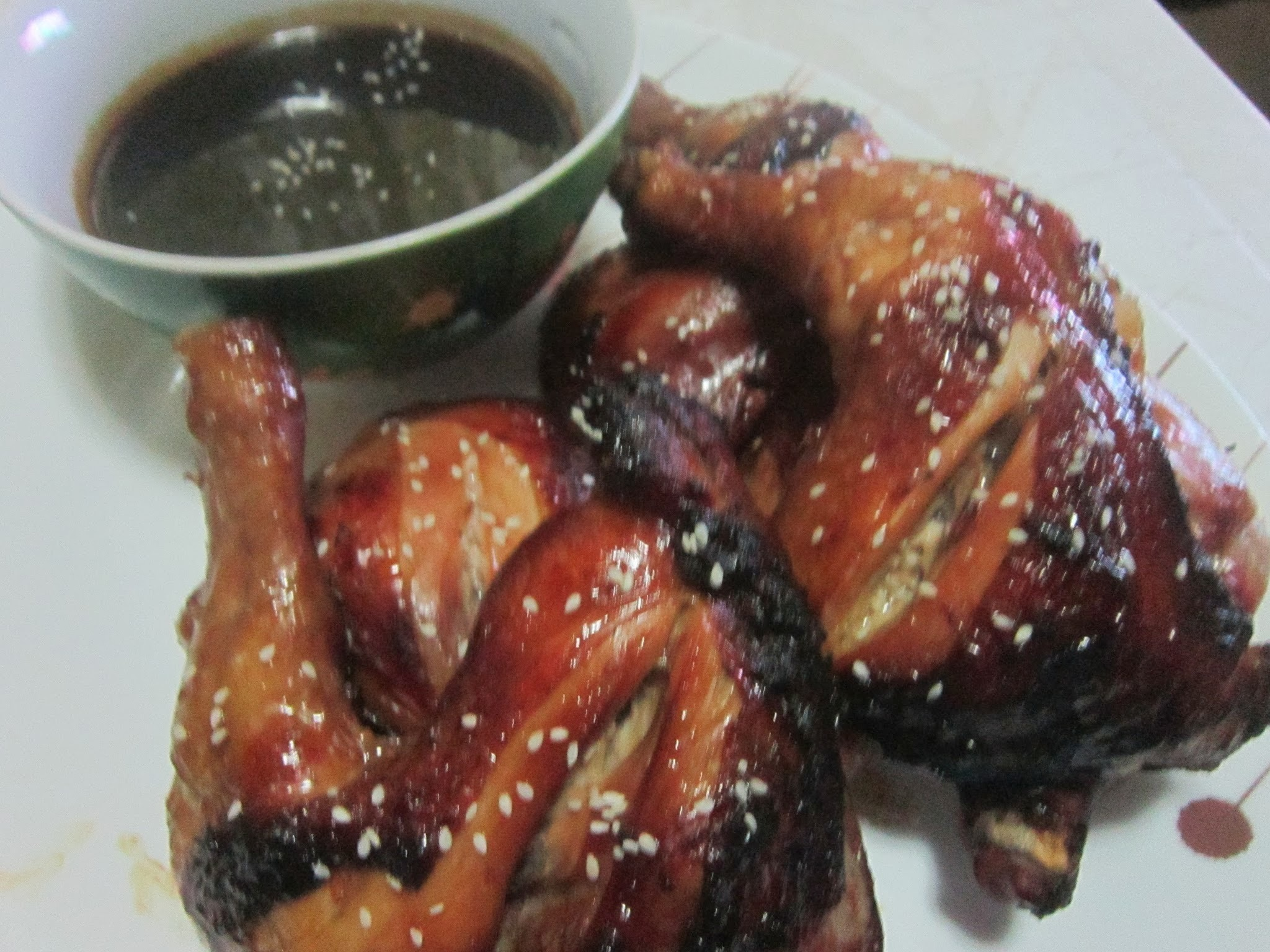 KOREAN STYLE ROASTED CHICKEN