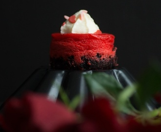 Red Velvet Cheesecake … be my Valentine