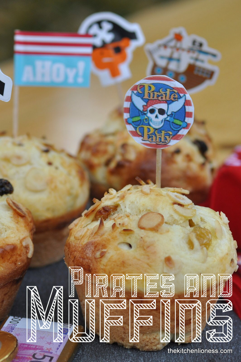 Pirates and Muffins