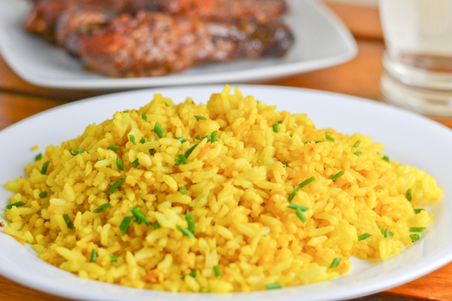 Filipino Java Rice